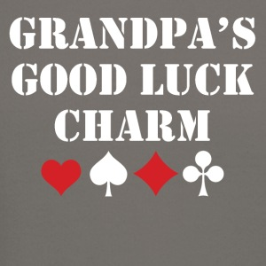 Grandpa's Good Luck Charm - Crewneck Sweatshirt