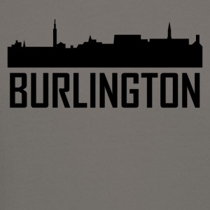 Burlington Vermont City Skyline - Crewneck Sweatshirt