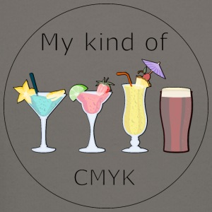 My kind of CMYK - Crewneck Sweatshirt