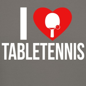 I LOVE TABLETENNIS - Crewneck Sweatshirt