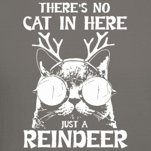 There is no Cat in here - just a Reindeer - Crewneck Sweatshirt