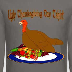 Ugly Thanksgiving Day T shirt - Crewneck Sweatshirt