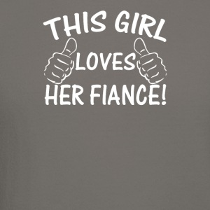This Girl Love Her Fiance - Crewneck Sweatshirt
