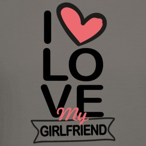 I love my Girlfriend - Crewneck Sweatshirt
