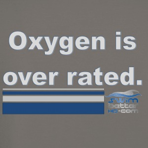 Oxygen is over rated - Crewneck Sweatshirt
