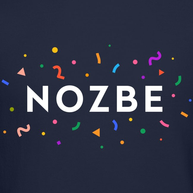 Confetti Nozbe logo in white