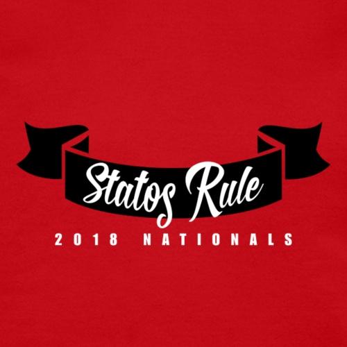 statosruleNATIONALS - Crewneck Sweatshirt