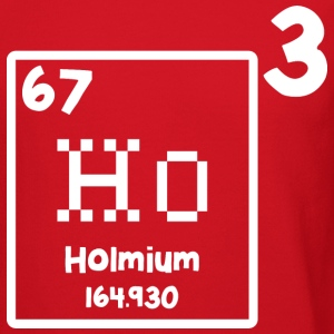 HoHoHo Funny Chemistry Christmas Periodic Table - Crewneck Sweatshirt