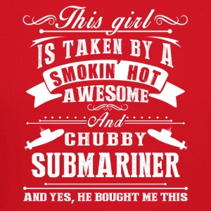 Smokin Hot Awesome Submariner Tee Shirt - Crewneck Sweatshirt