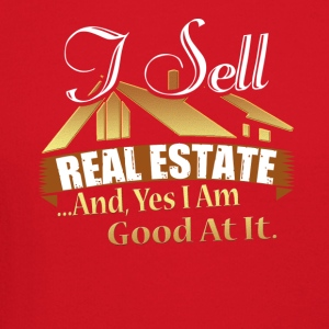 Real Estate Agent Tee Shirt - Crewneck Sweatshirt