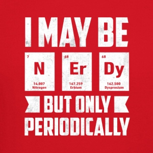 Nerd Periodically - Crewneck Sweatshirt
