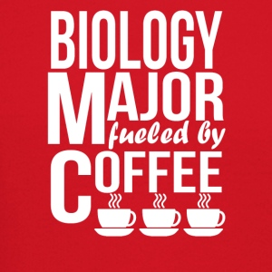 Biology Major Fueled By Coffee - Crewneck Sweatshirt