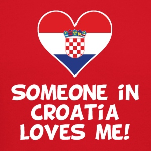 Someone In Croatia Loves Me - Crewneck Sweatshirt