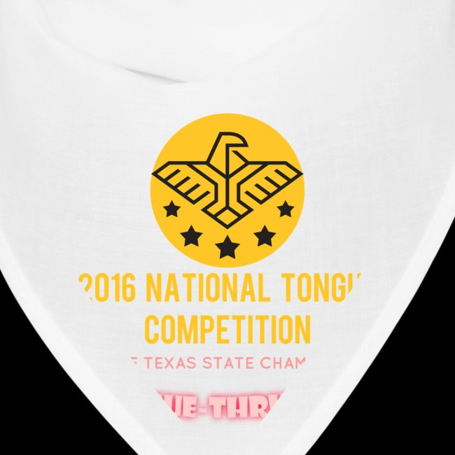OFFICIAL 2016 TONGUE CHAMPIONSHIPS!