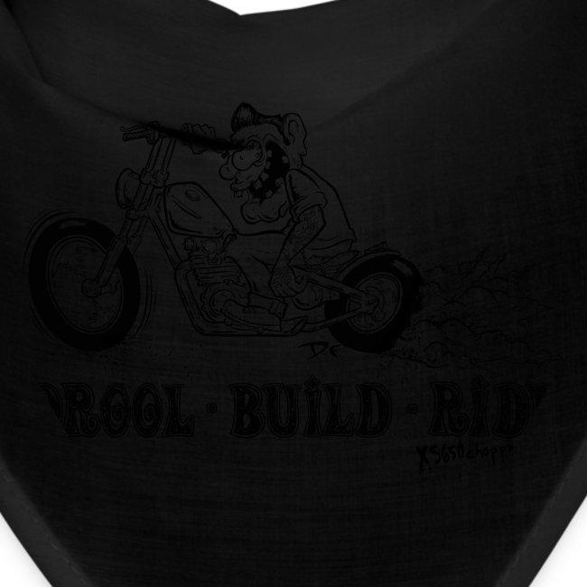 xs650 Chopper Ride