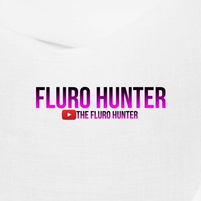The Fluro Hunter Black And Purple Gradient
