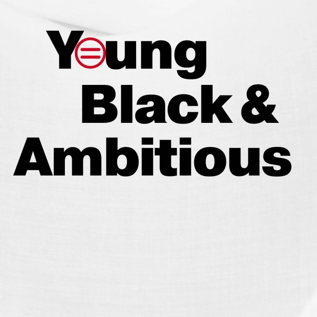 YBA white and gray shirt