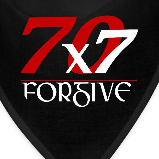 Forgive 70 x 7 times