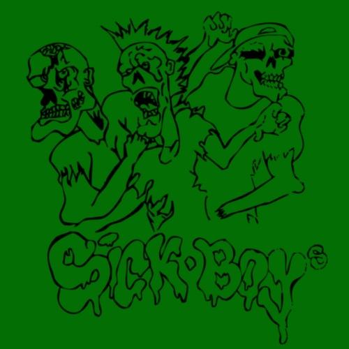 SickBoys Zombie - Dog Bandana