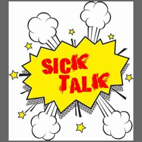 Sick Talk - Dog Bandana