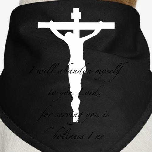 crucifix - Dog Bandana