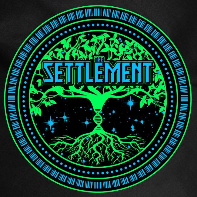 Full Color Logo   The Settlement
