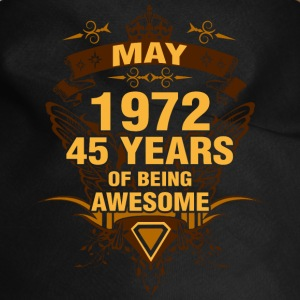 May 1972 45 Years of Being Awesome - Dog Bandana