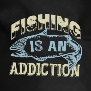 Fishing Is An Addiction T Shirt - Dog Bandana