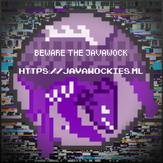 Beware the JavaWock