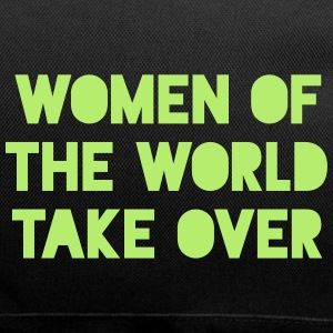 Women of The World Take Over (Gold) - Duffel Bag