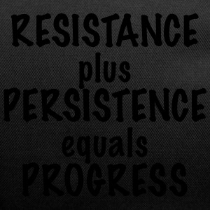 Resistance Plus Persistence Equals Progress - Duffel Bag