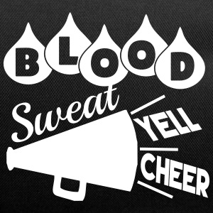 Blood Sweat Yell Cheer - Duffel Bag