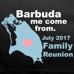 Barbuda Family Reunion - Duffel Bag