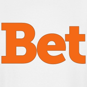 Bet on me - Men's Tall T-Shirt