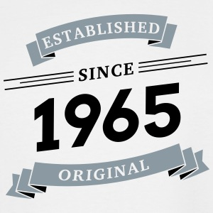 Established since 1965 - Men's Tall T-Shirt