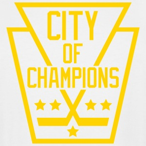 Pittsburgh City of Champions - Men's Tall T-Shirt