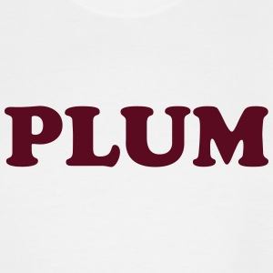 Plum Fruitee - Men's Tall T-Shirt