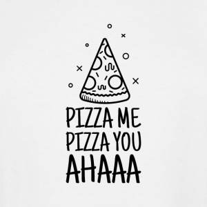Pizza Me - Pizza you - Men's Tall T-Shirt