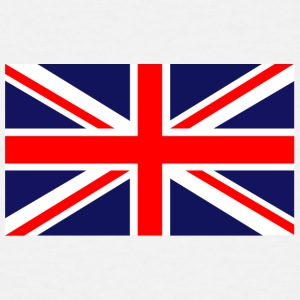 british flag - Men's Tall T-Shirt