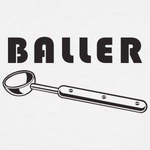 Baller - Men's Tall T-Shirt