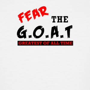 The GOAT - Men's Tall T-Shirt