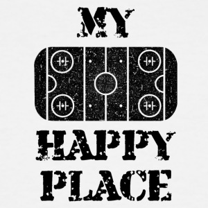 my happy place - Men's Tall T-Shirt