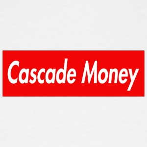 CASCADE MONEY - Men's Tall T-Shirt