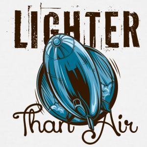 lighter tharl air airship cool art inscription - Men's Tall T-Shirt