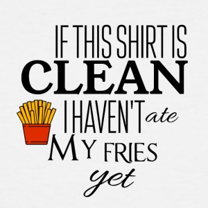 Fries eater - Men's Tall T-Shirt