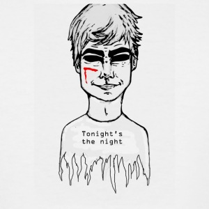dexter (tonigh's the night) - Men's Tall T-Shirt