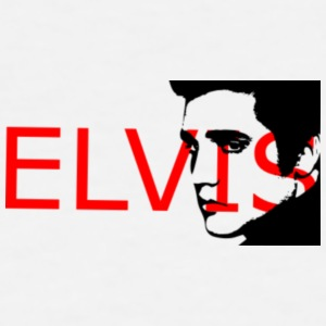 elvis presley - Men's Tall T-Shirt