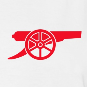 Arsenal Cannon - Men's Tall T-Shirt