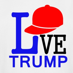 TRUMP Cap DESIGNS - Men's Tall T-Shirt