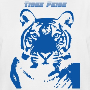 Blue_Tiger - Plus Size - Men's Tall T-Shirt